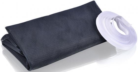HELP BOYSCOUT Сетка противомоскитная с крепежной лентой 110*130 см сетка противомоскитная help оконная 110 х 130 см