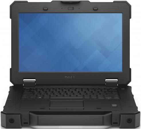 Ноутбук DELL Latitude E7414 14 1792x768 Intel Core i5-6300U 256 Gb 8Gb Intel HD Graphics 520 черный Windows 7 Professional + Windows 10 Professional 7414-0673 ноутбук и windows 7