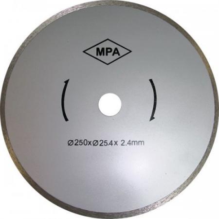 Круг алмазный ЭНКОР 25503 ф250x25.4мм К466 К450 круг алмазный тсс 450 premium