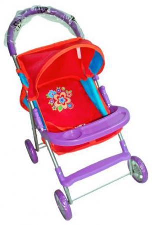 цена на Прогулочная коляска для кукол Mary Poppins Цветочек 67124
