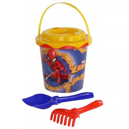 Набор для песка Полесье Marvel Человек-Паук №11 4 предмета
