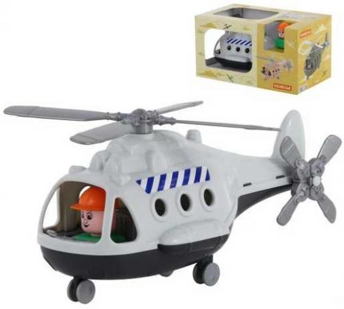 Вертолет Полесье Альфа белый 68828
