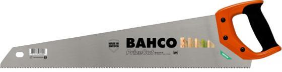 Ножовка BAHCO NP-19-U7/8-HP 475мм 19 по дереву ножовка bahco np 12 ten 300мм 12 обушковая по дереву