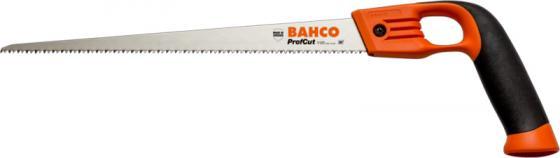 Ножовка BAHCO PC-12-COM 300мм 12 выкружная по дереву и пластику ножовка по дереву bahco 2700 22 xt7 hp