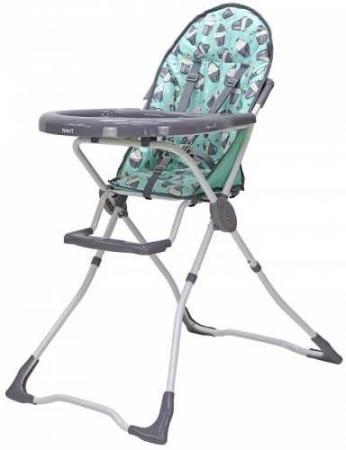 Стульчик для кормления Rant Fredo (cupcake aquamarine) стульчик для кормления sweet baby couple amethyst