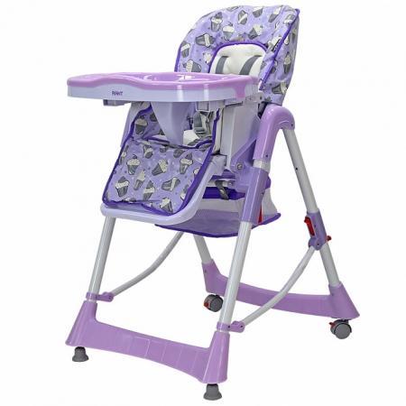 Стульчик для кормления Rant Penne (cupcake purple) стульчик для кормления sweet baby couple amethyst