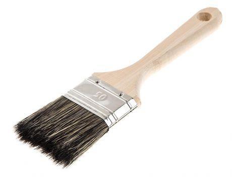 Кисть для антисептиков Hammer Flex 237-013 50х14 (дерев. ручка) цены