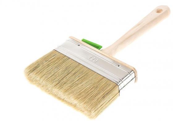 Кисть для водных красок Hammer Flex 237-004 120*25 (дерев.ручка) hammer nap 200a 25