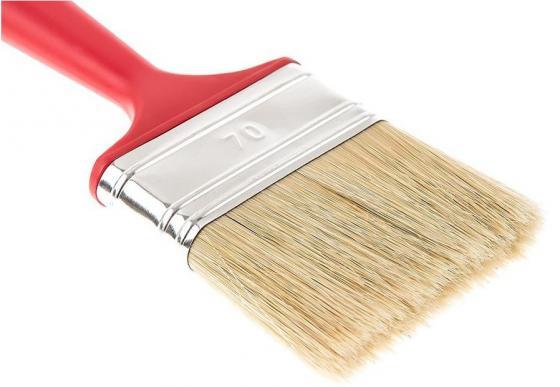 Кисть для водных красок Hammer Flex 237-007 70х14 (пласт. ручка) ручка hgi 007