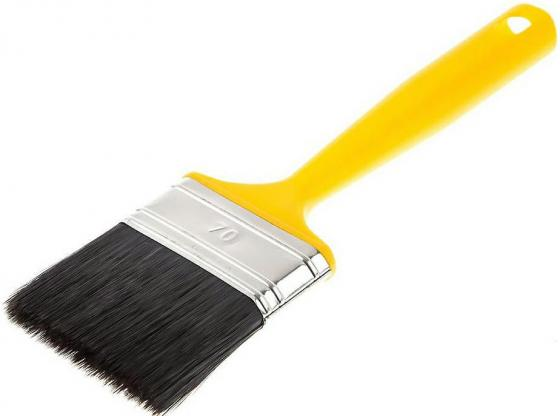 Кисть для эмалей Hammer Flex 237-019 70х14 (пласт. ручка) шланг hammer 233 019