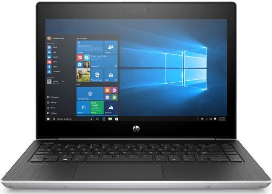 Ноутбук HP ProBook 430 G5 13.3 1920x1080 Intel Core i3-8130U 128 Gb 4Gb Intel HD Graphics 620 серебристый Windows 10 Professional 3QM65EA 686036 001 board for hp probook 6470b 8470p 8470w laptop motherboard with intel hm76 chipset and with uma graphics memory