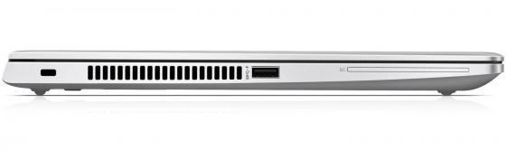 Ноутбук HP EliteBook 830 G5 13.3 1920x1080 Intel Core i7-8550U 256 Gb 8Gb Intel UHD Graphics 620 серебристый Windows 10 Professional 3ZG61ES ноутбук hp 255 g5