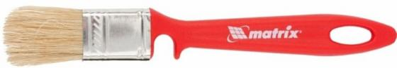 Кисть флейцевая MATRIX 83350 25х10мм цена