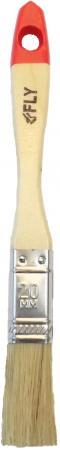 Кисть флейцевая FLY 02-020 Standard натур. щетина 20мм цена