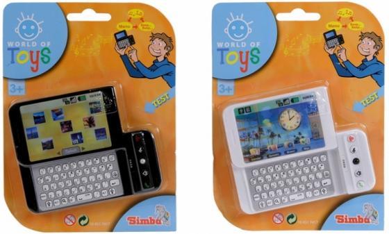 Телефон SIMBA 4517417 в ассортименте надувной ролл simba