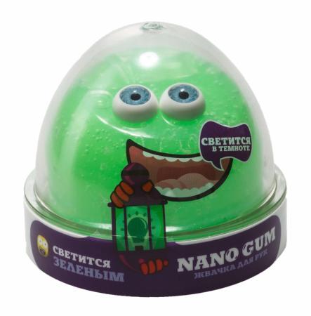 Купить Жвачка для рук жвачка для рук NanoGum Жвачка для рук зеленый полимер, Мягкие игрушки