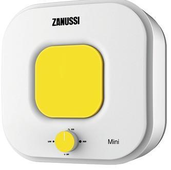 Водонагреватель накопительный Zanussi ZWH/S 15 Mini O (Yellow) 2500 Вт 15 л водонагреватель накопительный zanussi zwh s 15 mini u yellow