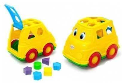 Автомобиль ORION TOYS Автомобиль-логика Микроавтобус цвет в ассортименте 195