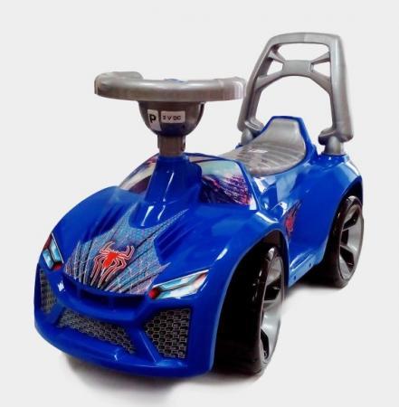 Каталка ORION TOYS Ламбо Bluy Sky синий ОР021кСмуз игрушка orion toys жук 201