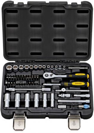 Набор инструментов BERGER BG055-14 55 предметов