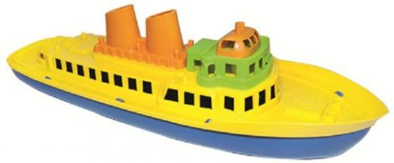 Корабль ZEBRATOYS Кораблик желтый 15-5676 разноцветная мозаика кораблик 2604