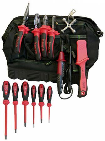 Набор инструментов HAUPA 220510 13 предметов набор haupa 190120