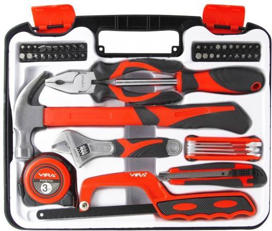 Набор инструментов VIRA 305085 слесарно-монтажного 54предмета цены