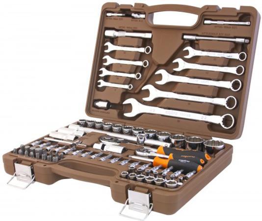 цена на Набор инструментов OMBRA OMT82S12 универсальный, 82 предмета
