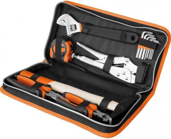 Набор инструментов КРАТОН ST-03/14 слесарный 14 предметов перфоратор кратон rhe 450 12 3 07 01 022