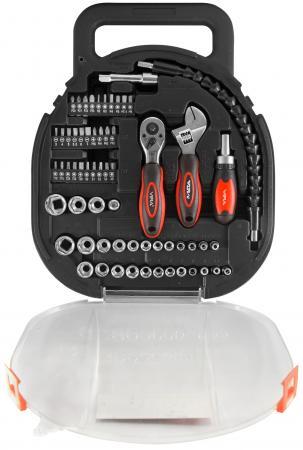 Набор инструмента VIRA 305007 64 предмета набор инструмента alca 52 предмета