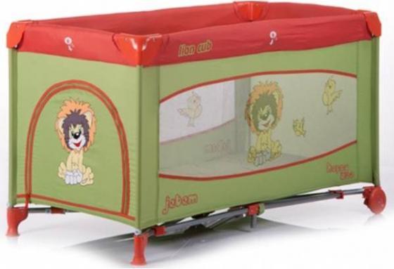купить Манеж-кровать Jetem C3 (lion) онлайн