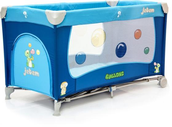 купить Манеж-кровать Jetem C3 (ballons) онлайн