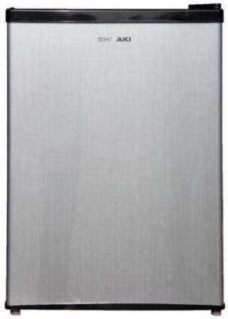 Холодильник SHIVAKI SDR-064S серебристый электрическа теплова пушка shivaki shif el60y