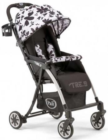Фото - Прогулочная коляска Pali Tre.9 (flower) коляска прогулочная everflo safari grey e 230 luxe