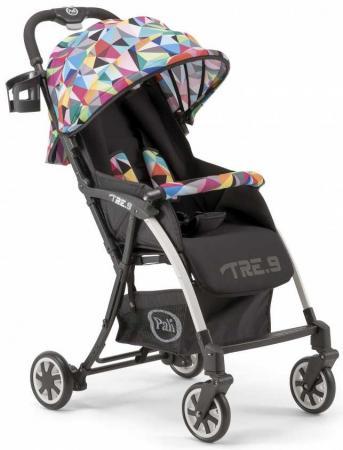 Фото - Прогулочная коляска Pali Tre.9 (kaleido) коляска прогулочная everflo safari grey e 230 luxe