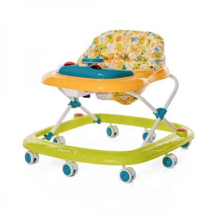 Ходунки Baby Care Flip (yellow 18) ходунки baby care pilot white 18