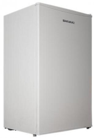 Холодильник SHIVAKI SDR-084W белый холодильник shivaki bmr 2013dnfw двухкамерный белый