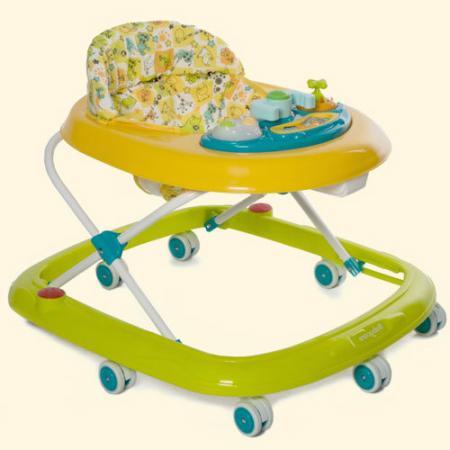 Ходунки Baby Care Pilot (green 18) baby care baby care детские ходунки prix желтый