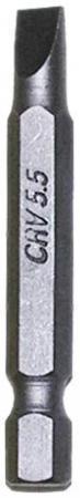 Бита ЭНКОР 19754 шлиц 1.0х5.5мм 50мм бита aist 240103z