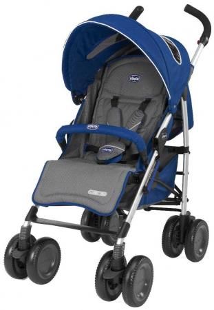Коляска-трость Chicco Multiway 2 (blue) коляска 2 в 1 chicco trio stylego red passion