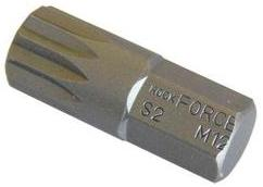 купить Бита ROCK FORCE RF-1783008 вставка 3/8dr spline m8х30мм /1/10/100
