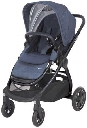Прогулочная коляска Bebe Confort Adorra (nomad blue) игрушка на клипсе bebe confort бегемотик