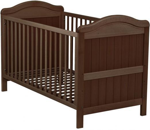 Кроватка Fiorellino Royal (oreh) комод fiorellino medo oreh