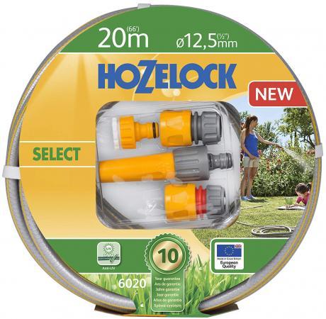 Шланг HOZELOCK 6020 SELECT 20м 1/2 пвх армированный шланг армированный усиленный зубр 40312