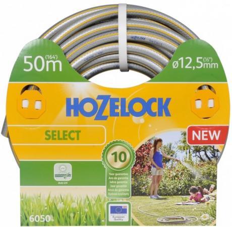 Шланг HOZELOCK 6050 SELECT 50м 1/2 пвх армированный шланг hozelock 6025 select