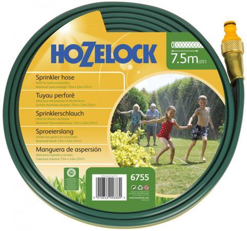 Шланг HOZELOCK 6755 7.5м 1/2 резина