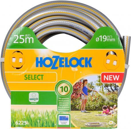 Шланг HOZELOCK 6225 SELECT 25м 3/4 пвх армированный шланг армированный усиленный зубр 40312