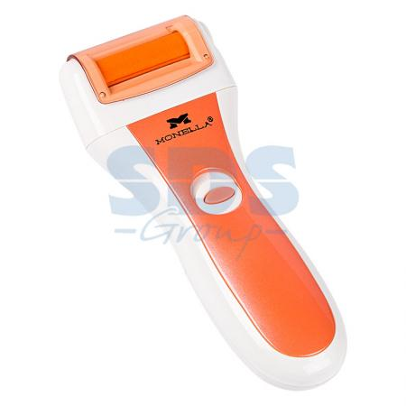 Профессиональная машинка для педикюра Monella DMR 802 (оранжевый) электрическая пилка monella dmr 806 bronze 61 0013