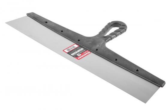 Шпатель фасадный Hammer Flex 238-010 с антикор. покр. 450 мм автошампунь avs антикор 500мл avk 003