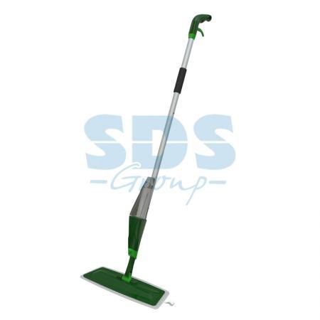 все цены на Швабра с распылителем DTB-03 (Green); в комплекте дополнительная накладка из микрофибры онлайн